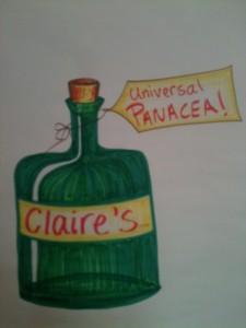 claire's panacea
